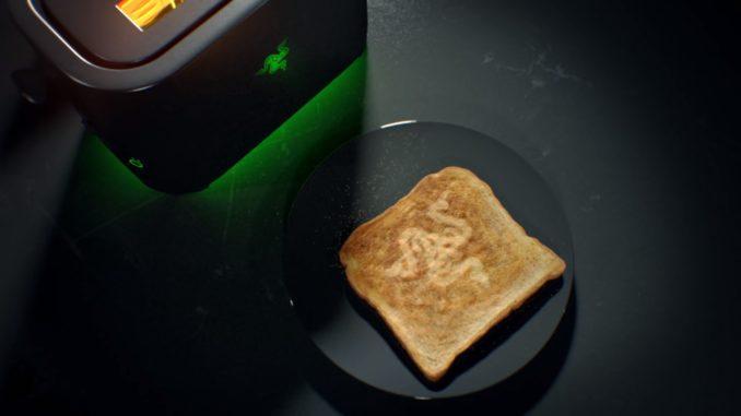 Razer Breadwinner Razer Toaster