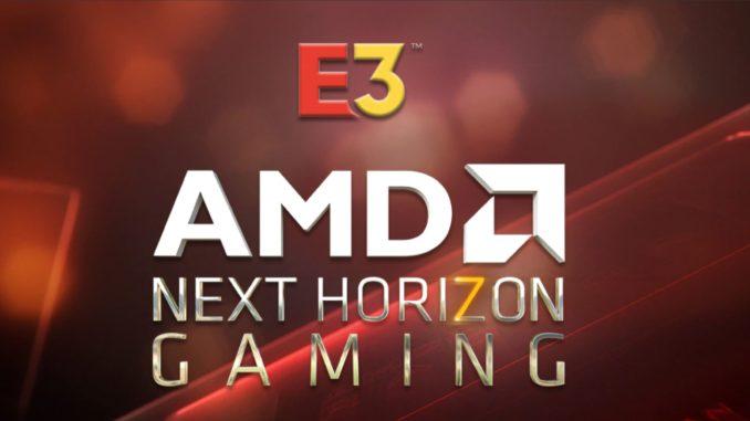 AMD Next Horizon Gaming E3 Radeon Navi