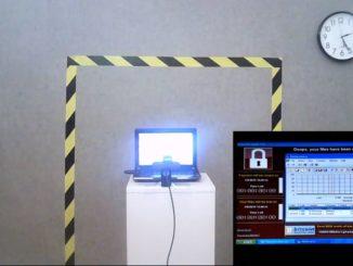 The Persistence of Chaos Malware WannaCry ILOVEYOU SoBig DarkTequila