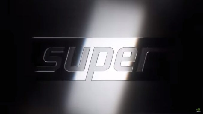Nvidia Super Turing Refresh