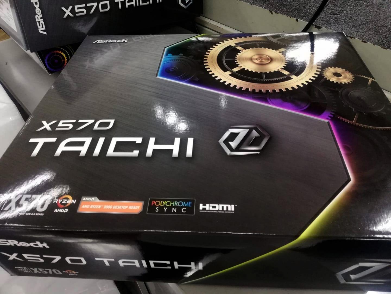 ASRock X570 Taichi Leak AMD Ryzen 3000