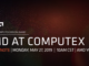 AMD Livestream Computex 2019 Keynote