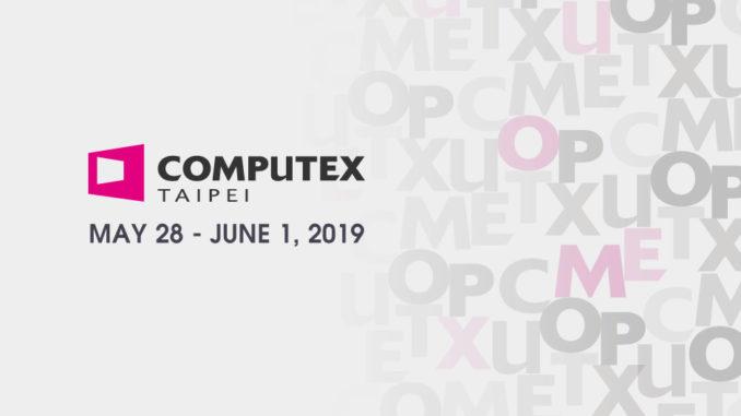 Computex 2019 Logo
