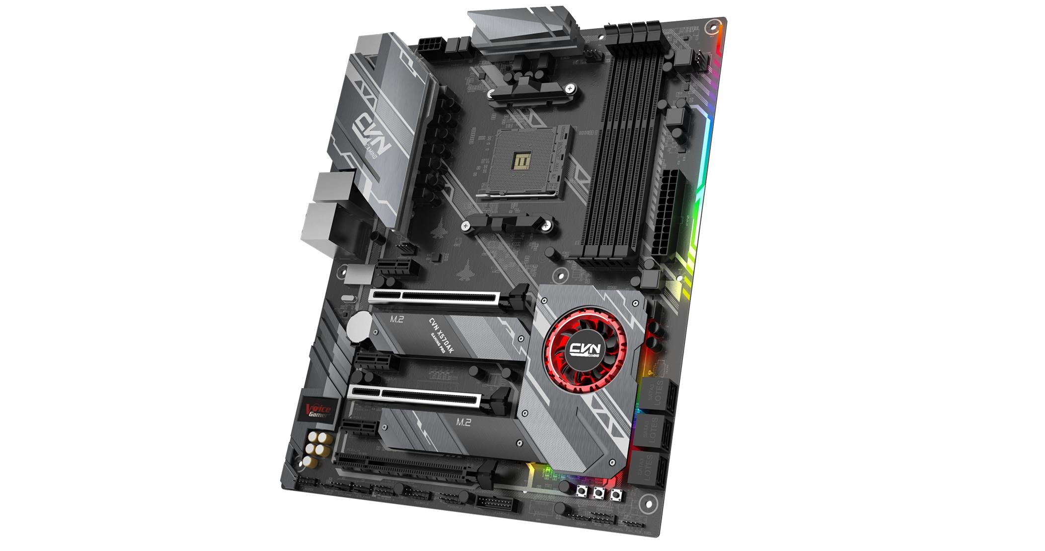 Colorful CVNX570 Gaming Pro Ryzen 3000 Leak