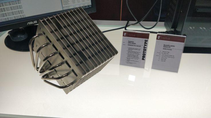 Noctua Passive Cooler Computex 2019