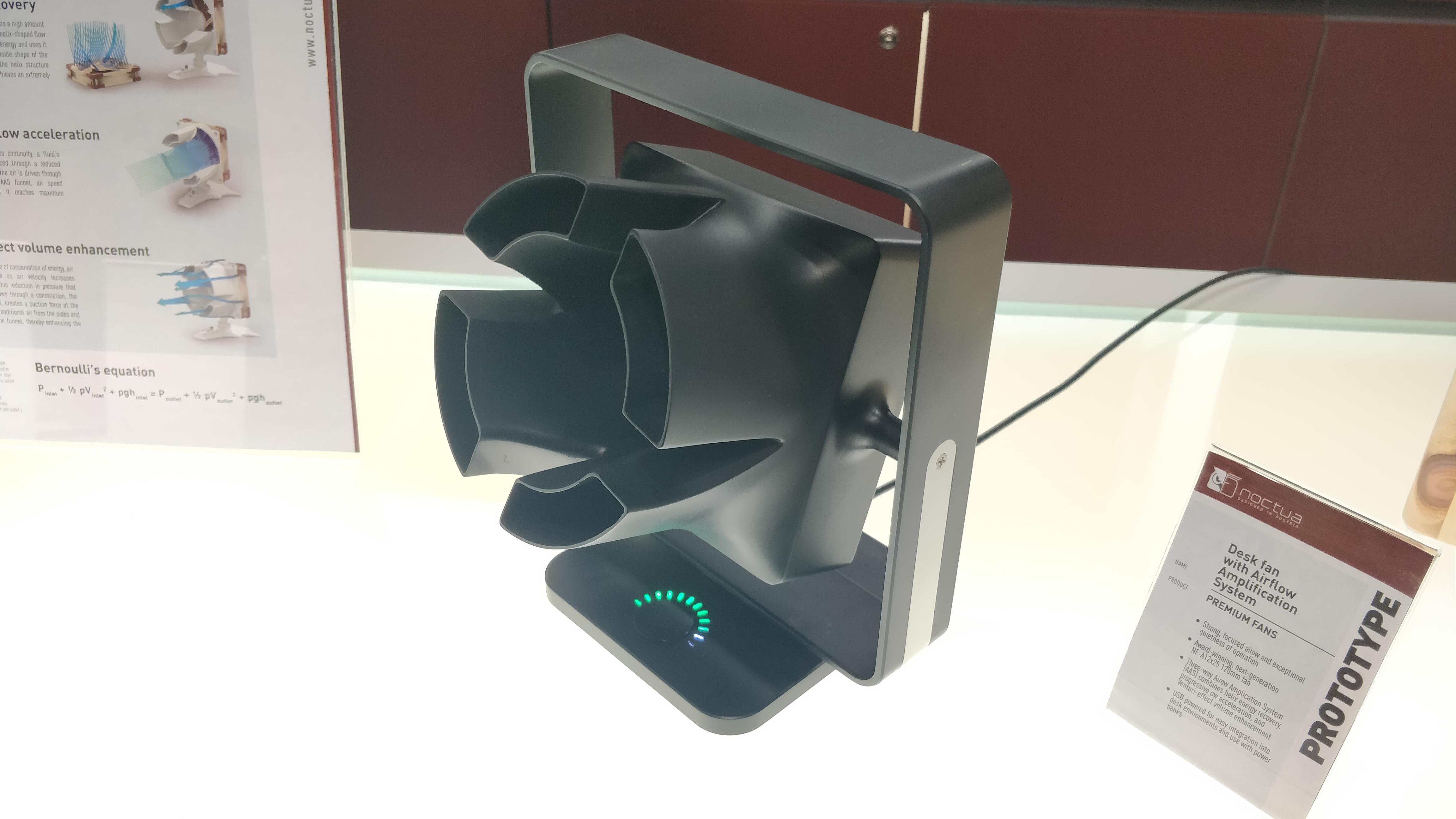 Noctua Ventilator Computex 2019
