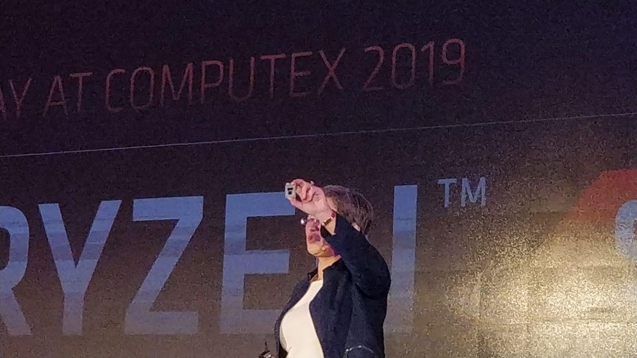 Ryzen 9 3900X 7nm Computex 2019