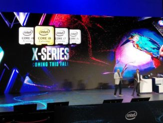 Intel Core X Cascade Lake-X Computex 2019
