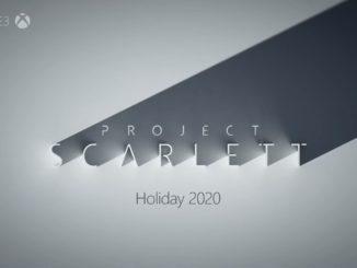 Microsoft Xbox Scarlett