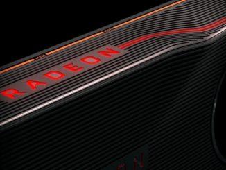 AMD Radeon RX 5700 XT Radeon Navi GPU