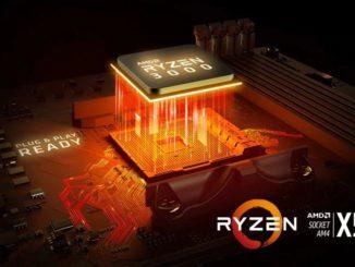 AMD Ryzen 3000 Ryzen 9 3950X X570 Banner