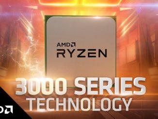 AMD Ryzen 3000 Ryzen 9 3950X Ryzen 9 3900X