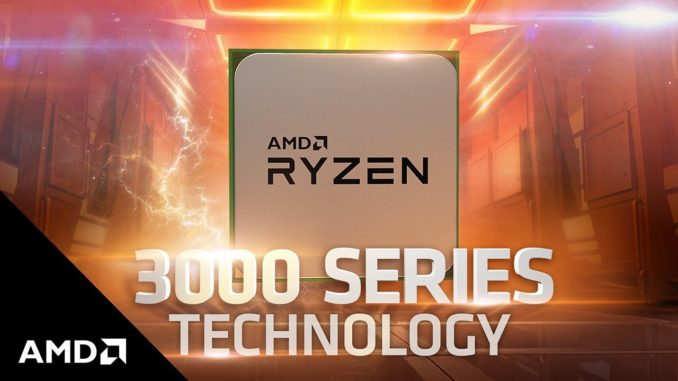AMD Ryzen 9 3900X almost on par with i9-9980XE in benchmark