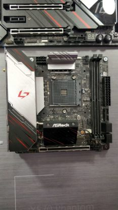 ASRock X570 Phantom Gaming-ITX/TB3