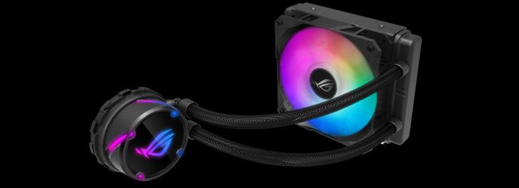 Asus ROG Strix LC RGB 120