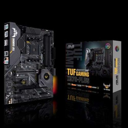 Asus TUF X570 Gaming Plus