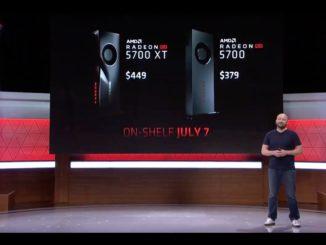 AMD Radeon RX 5700 XT RX 5700 Announcement E3 2019