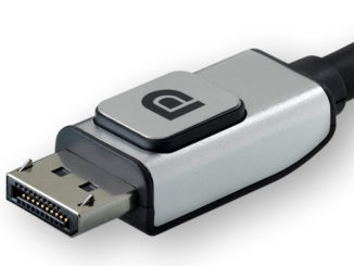 DisplayPort 2.0 VESA Stecker