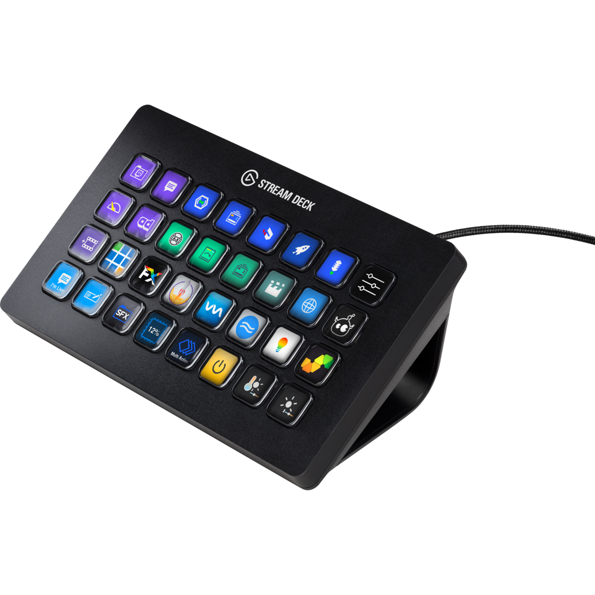 Elgato Stream Deck XL Computex 2019