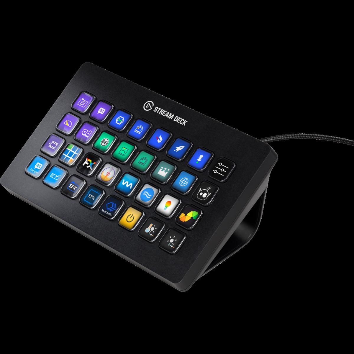 Elgato Stream Deck XL Computex 2019