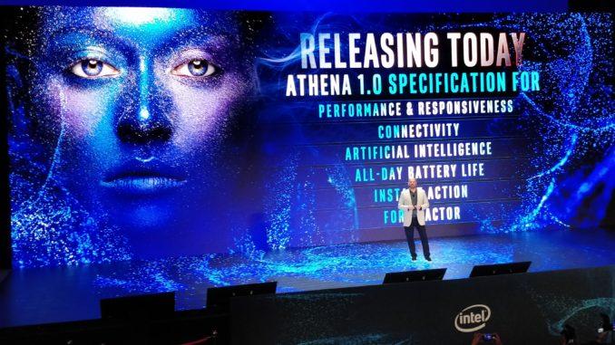 Intel Project Athena Computex 2019