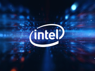 Intel Logo Comet Lake