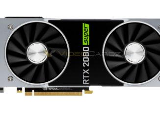 Nvidia GeForce RTX 2080 Super Founders Edition Leak