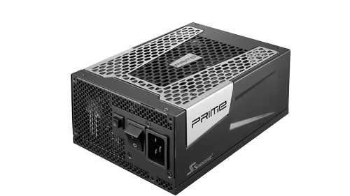 Seasonic Prime Titanium 1600 Computex 2019