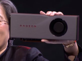 AMD Radeon RX 5700 XT Presentation E3 2019 Lisa Su