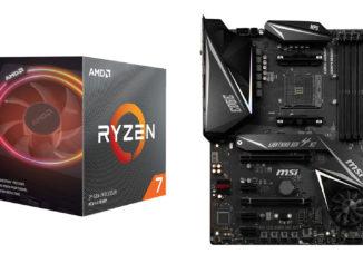 AMD Ryzen 3000 X570 Mindfactory