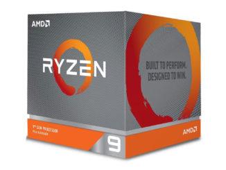 AMD Ryzen 3000 Ryzen 9 Box
