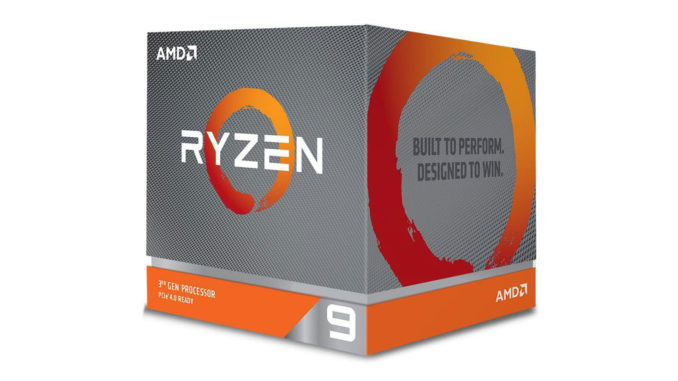 AMD Ryzen 3000 Ryzen 9 Box