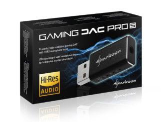 Lesertest Sharkoon Gaming DAC Pro S