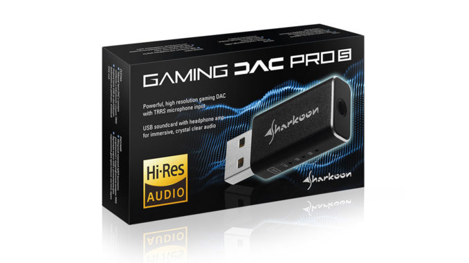 Lesertest Sharkoon Gaming DAC Pro S