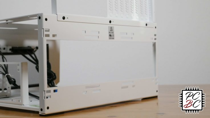 Lian Li PC-T70 Benchtable Review Test