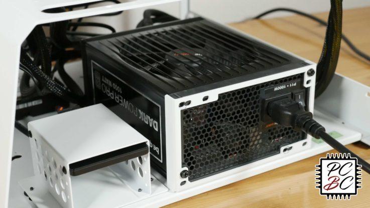 Lian Li PC-T70 Benchtable Review Test