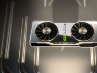 Nvidia GeForce RTX 2070 Super Nvidia Super
