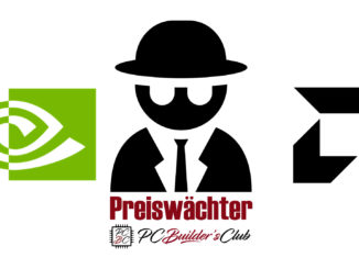 Preiswächter PC Builder's Club