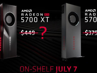 AMD Radeon RX 5700 XT Pricing Radeon Navi