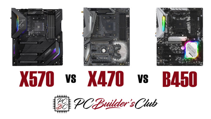 Motherboard X570 Or X470 For Amd Ryzen 3000 The Differences Explained Tech2