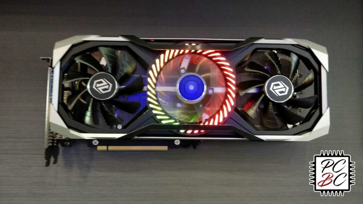 ASRock Phantom Gaming Concept Radeon Navi RX 5700 XT Computex