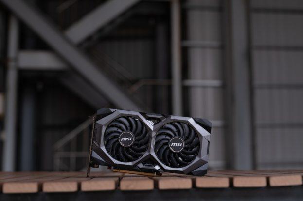 MSI Radeon RX 5700 XT MECH OC