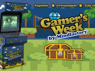 Mindfactory Gamer's Week Gamescom 2019