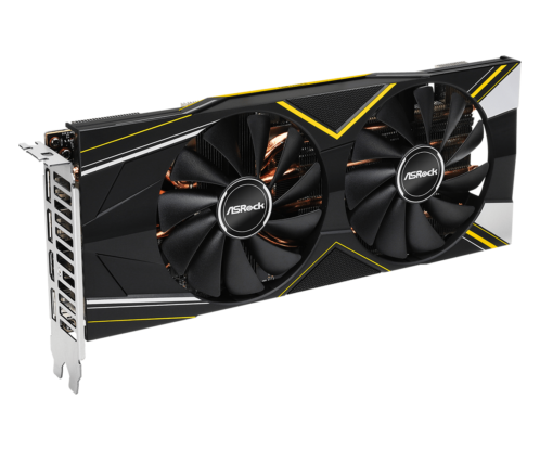 ASRock Radeon RX 5700 XT Challenger D OC