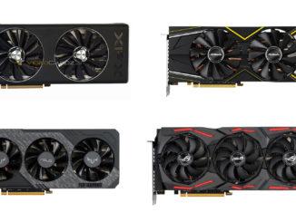 AMD Radeon Navi RX 5700 XT Übersicht
