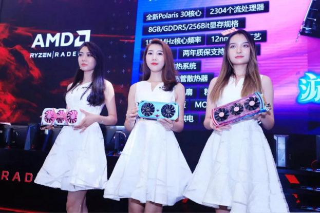 Yeston Radeon RX 5700 XT Series