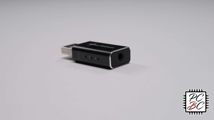 Sharkoon Gaming DAC Pro S Review Test