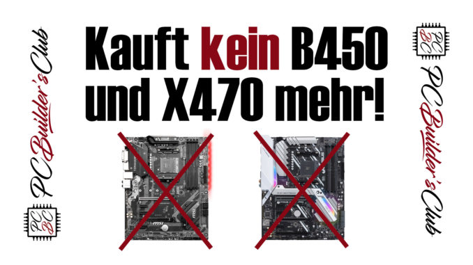 AMD Ryzen 4000 B450 X470