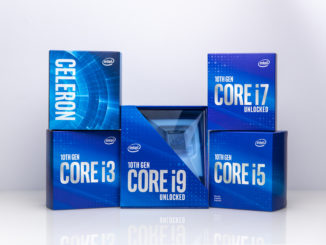 Intel Comet Lake-S Core i9-10900K