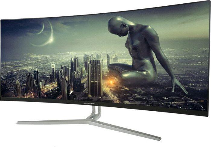 LC-Power LC-M34-UWQHD-100-C Ultrawide Bildschirm Büro Homeoffice